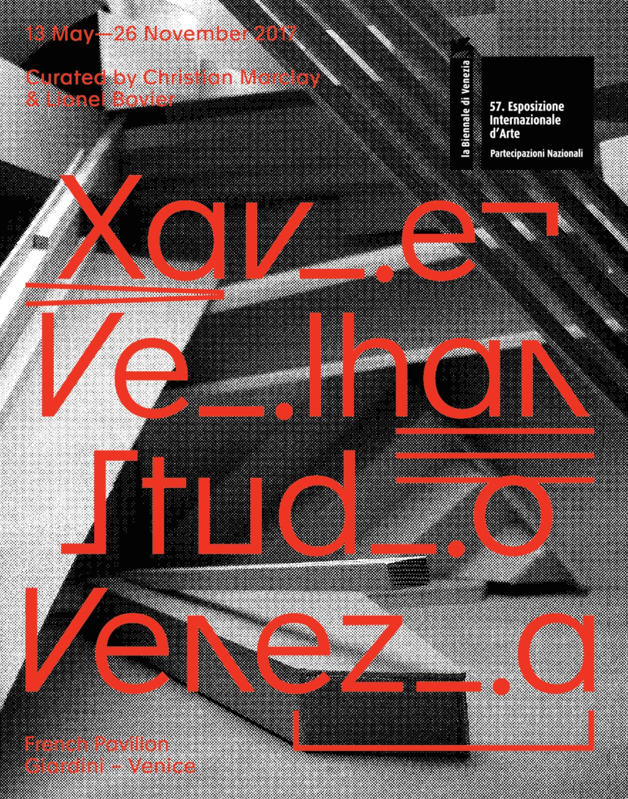 Xavier Veilhan<br>57th Venice Biennale